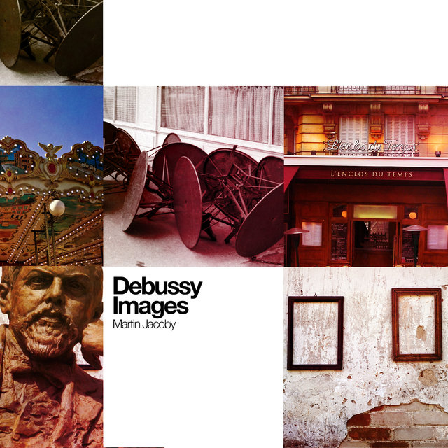 Debussy - Images Artwork